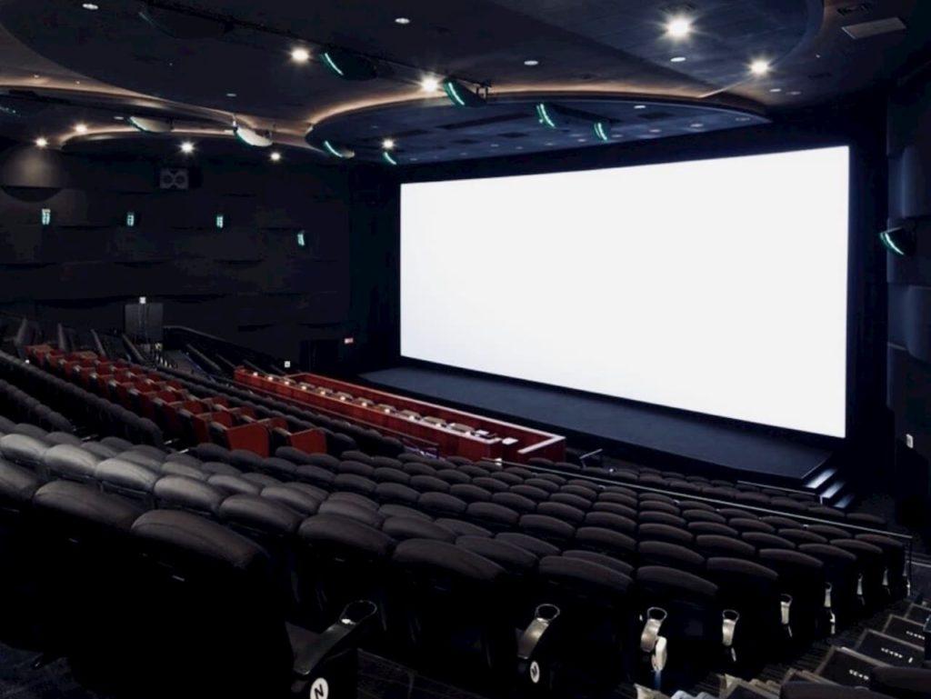 六本木ヒルズ 映画館内